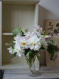 大人ダリア - mille fleur の花とおやつ