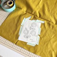 チクチク刺繍… - こものてしごと aicy works