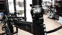DAHON Speed P8にRIDEAのヘッドパーツをインストール - 空のむこうに ~自転車徒然 ほんのりと~