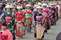 花嫁行列…祇園祭(会津田島)① - Taro's Photo