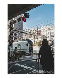 通過待ち - ♉ mototaurus photography