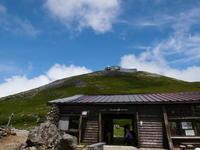 肩の小屋から富士見岳へ(乗鞍岳) - tokoya3@