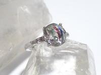 アイリスガラスのシルバーリング - Iris Accessories Blog