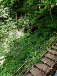 長野そぞろ歩き・廃校巡り:琵琶滝 - 日本庭園的生活