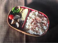 ごぼうの肉巻き - 庶民のショボい弁当