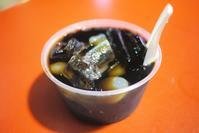 シンガポール仙草ゼリーを食べてみる - 旅の備忘録