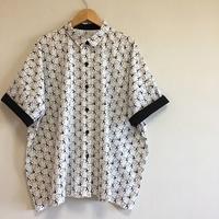 モンキー柄のシャツ完成~♪ - ぷこログ4