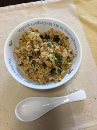 チャーハン - 庶民のショボい食卓