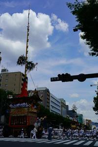 祇園祭前祭山鉾巡行6 - Deep Season