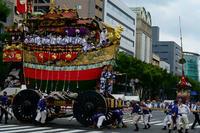 祇園祭前祭山鉾巡行8 - Deep Season