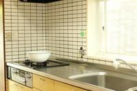 今回のお台所掃除、いくつかのポイントをピックアップ! - キラキラのある日々