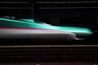 ローキー - 新幹線の写真