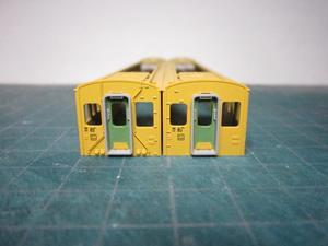 半動力化したKATOの101系2輌編成南武支線をイジる その2 - 動力車操縦者 Nゲージ部屋