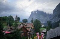 スイスで夏休み その3:グリンデルワルト - 雲フェチ