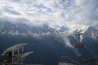 スイスで夏休み その5:ブレバン展望台 - 雲フェチ