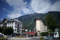 スイスで夏休み その6:シャモニー - 雲フェチ