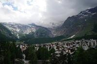 スイスで夏休み その7:サースフェー - 雲フェチ