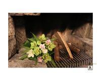 7/24 一種の花で表現 - Bouquets_ryoko