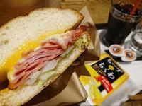 ハムチーズ - NATURALLY