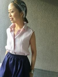 ふんわりスカートは涼しい - madameHのバラ色の人生