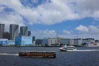 東京湾岸 旅気分 - 雲母(KIRA)の舟に乗って