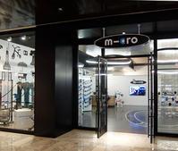 NYのハドソン・ヤードにスイスのキックボード専門店「マイクロ・キックボード」(Micro Kickboard)の全米1号店オープン - ニューヨークの遊び方