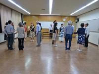 7月27日例会初心者講習会16日目 - 筑波SDC かわら版