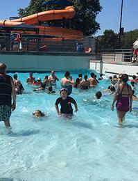 夏日ウィークは水遊び全開!2年ぶりな Henry Moses Pool - くもりのち雨、ときど~き晴れ Seattle Life 3