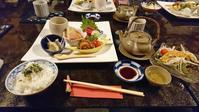 グリーンポットワークショップの後は限定ランチね - 日本料理しみずや 気ままな女将通信