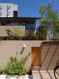 """緑の力は大きいです - """"まちに出た、建築家たち。""""ーNPO法人家づくりの会"""