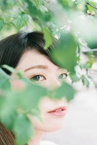 緑の隙間 - photomo