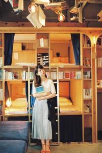 book and bed Kyoto その10 - photomo