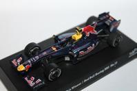1/64 Kyosho SUZUKA LEGEND 5 2009 Red Bull Racing RB5 - 1/87 SCHUCO & 1/64 KYOSHO ミニカーコレクション byまさーる