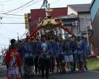 20190728 【祇園祭】神輿渡御―――高田祇園祭の締め - 杉本敏宏のつれづれなるままに