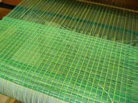凝った杉綾織りで服地、他 - テキスタイルスタジオ淑blog