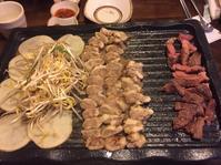 韓国旅行 2015.12ウトンテッチャン - マッシュとポテトの東京のんびり日記