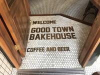 Good Town Bakehouse@代々木上原 ;朝からオヤツ♪ - よく飲むオバチャン☆本日のメニュー
