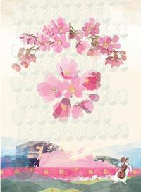 「Sakura fermarta」 - まゆみん MAYUMIN Illustration Arts