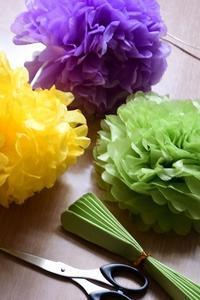 飾り花、軒花おまつりでの神様の迎え方いろいろ - あちゃこちゃばやばや 2