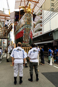 祇園祭2019雨の岩戸山・船鉾・放下鉾曳初め - 花景色-K.W.C. PhotoBlog
