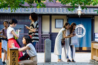 京都のオーバーツーリズム -3- - ◆Akira's Candid Photography