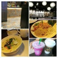 お友達と楽しいお食事会。タイ料理から、ショッキングピンク色のスタバの飲み物 - Canadian Life☆カナダ☆