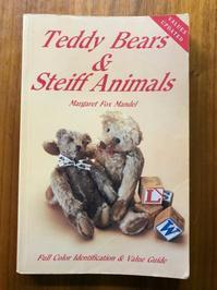 pecoraの本棚『Teddy Bears and Steiff Animals』 - 海の古書店