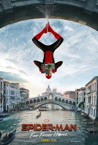 ヴェネツィアに「彼」がやってきた!〜「 スパイダーマン: ファー・フロム・ホーム」 - カマクラ ときどき イタリア