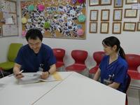 研修医面談が行われました~2年次編~ - 長崎大学病院 医療教育開発センター           医師育成キャリア支援室
