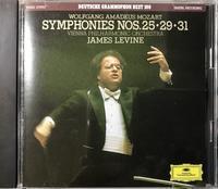 """♪680 ジェイムズ・レヴァイン """" モーツァルト:交響曲第25・29・31番「パリ」 """" CD 2019年7月30日 - 侘び寂び"""