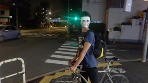 2013年9月1日旅の終焉鎌倉からの帰還 -