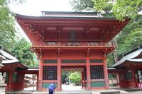 2016年9月7日~8日~鹿島神宮への自転車旅~序章 - さとられず