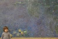 【オランジェリー美術館】くたびれ果ててしまうほど、予定を詰め込みすぎたかなぁ。【50代主婦が姉妹でパリへ】 - ツルカメ DAYS
