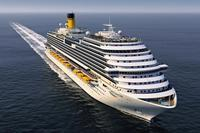 ホテルシップは「コスタ・ベネチア」に - 船が好きなんです.com